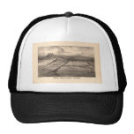 Playa Massachusetts de Nantasket en 1879 Gorros Bordados