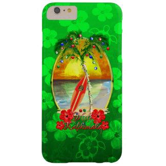 Playa Mele Kalikimaka Funda Para iPhone 6 Plus Barely There