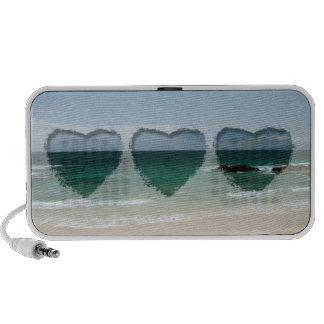 Playa mexicana Vista iPod Altavoces