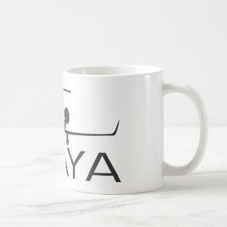 Playa Classic White Coffee Mug