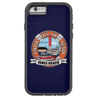 """Playa Nueva York """"azul """" de Jones de la estación Funda Para iPhone 6 Tough Xtreme"""