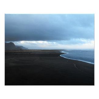 Playa Nueva Zelanda de Karekare Fotografías