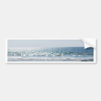 Playa OC California meridional - vista al mar Pegatina Para Auto