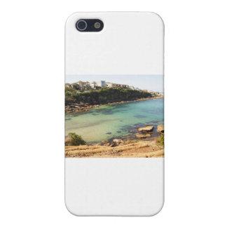 Playa ocultada iPhone 5 carcasa