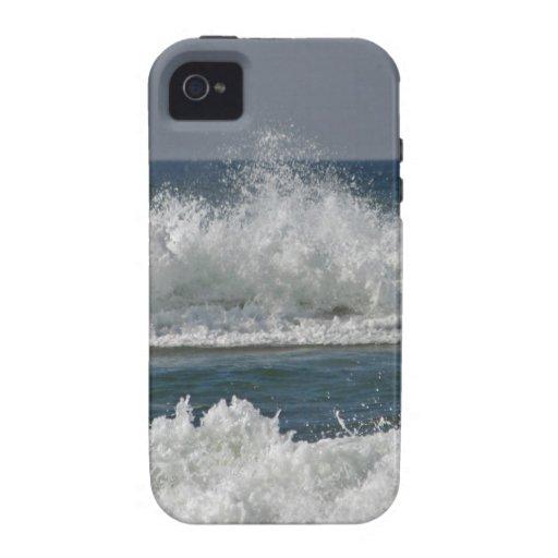 Playa Oregon de Horsfall iPhone 4 Carcasas