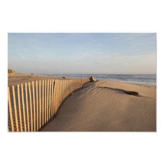 Playa pacífica fotografía