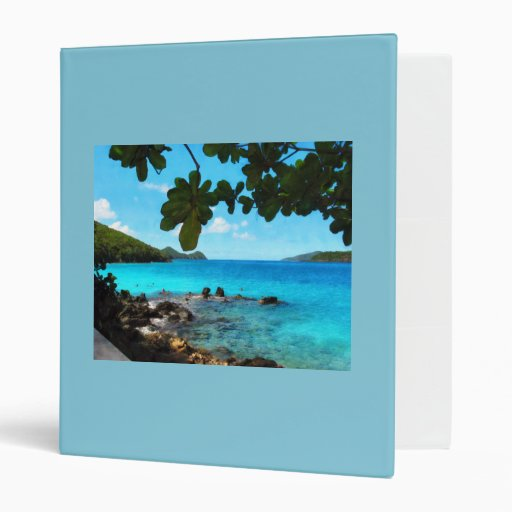 Playa pacífica St Thomas
