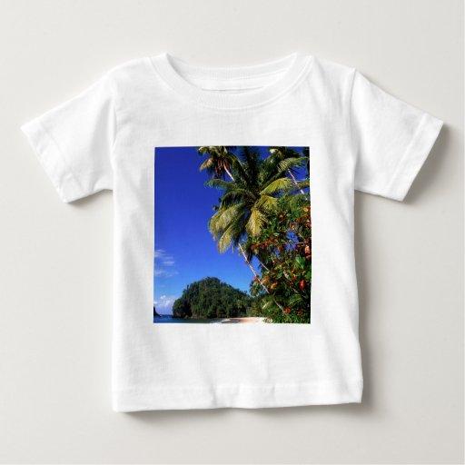 Playa Paria Trinidad Remera