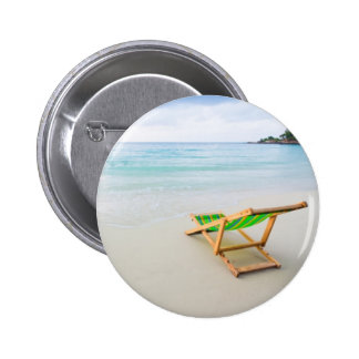 Playa Pin Redondo De 2 Pulgadas