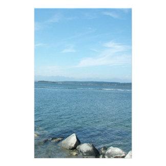 Playa, playa creciente, A.C., Canadá Papeleria