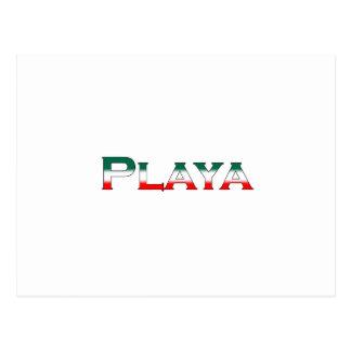 Playa (Playa del Carmen) Post Cards
