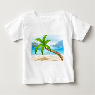 Playa Playera Para Bebé