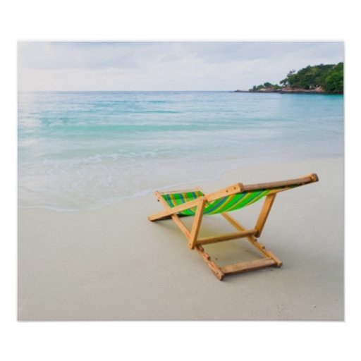 Playa Poster