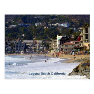 Playa principal Laguna Postal