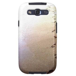 Playa que camina Barbados de los sistemas de las h Galaxy S3 Carcasas