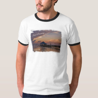 Playa que soña - Outer Banks, camisa del NC