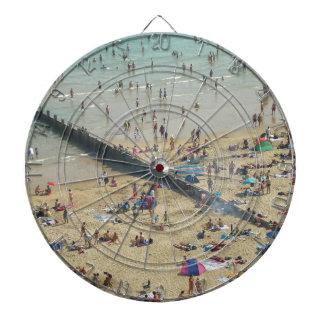 Playa Reino Unido de Bournemouth Tablero Dardos
