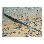 Playa Reino Unido de Bournemouth Postales