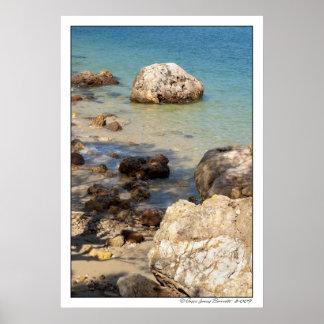 Playa reservada 001 impresiones