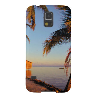 Playa Roatan Honduras Carcasa Para Galaxy S5