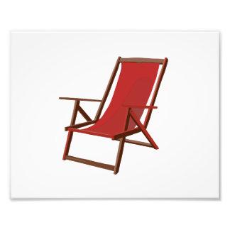 playa roja chair.png de la tela fotografías