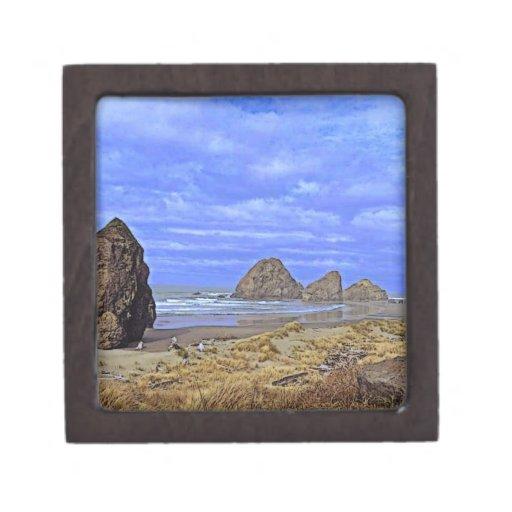 Playa serena cajas de regalo de calidad