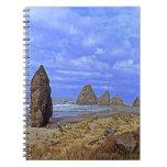 Playa serena cuaderno