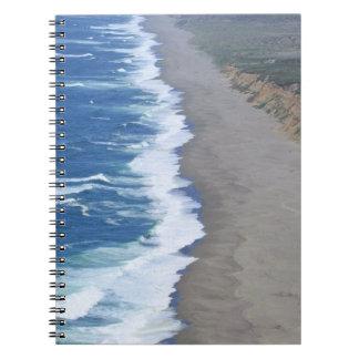 Playa sin fin de Reyes del punto Libros De Apuntes Con Espiral