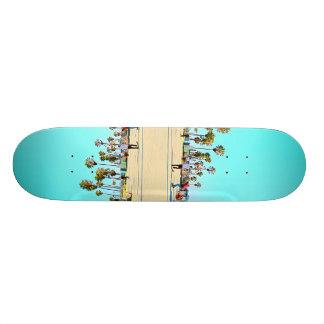 Playa Skatepark de Venecia Monopatín Personalizado