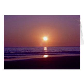 Playa Sun Tarjeton
