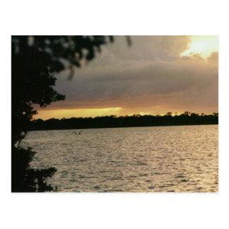 playa sunset.jpg de los Cocos Postales