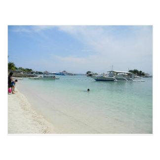 Playa Tarjeta Postal