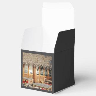 Playa temática cajas para regalos