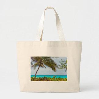 Playa tropical bolsa
