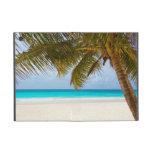 Playa tropical del paraíso iPad mini cárcasa