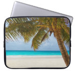Playa tropical del paraíso manga portátil