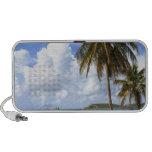 Playa tropical en paraíso iPod altavoz