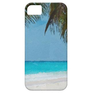Playa tropical iPhone 5 Case-Mate protector