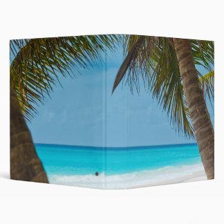 "Playa tropical perfecta del paraíso carpeta 1"""
