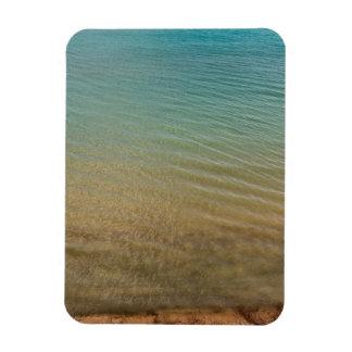 Playa vacía imanes