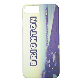 Playa y embarcadero, Reino Unido de Brighton Funda iPhone 7