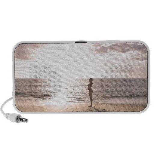 Playa y vida altavoz