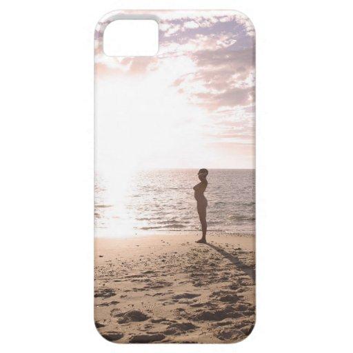 Playa y vida iPhone 5 fundas