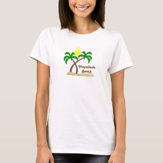 Playalinda Beach - Nude Beach T-Shirt