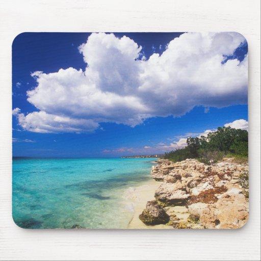 Playas, Barahona, República Dominicana, 2 Tapetes De Ratón