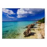 Playas, Barahona, República Dominicana, 3 Tarjeta De Felicitación