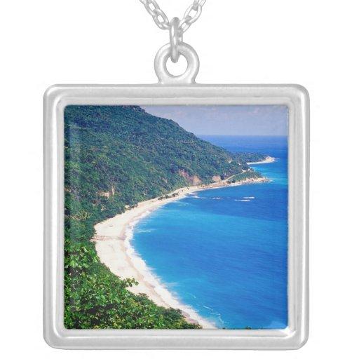 Playas, Barahona, República Dominicana, Colgante