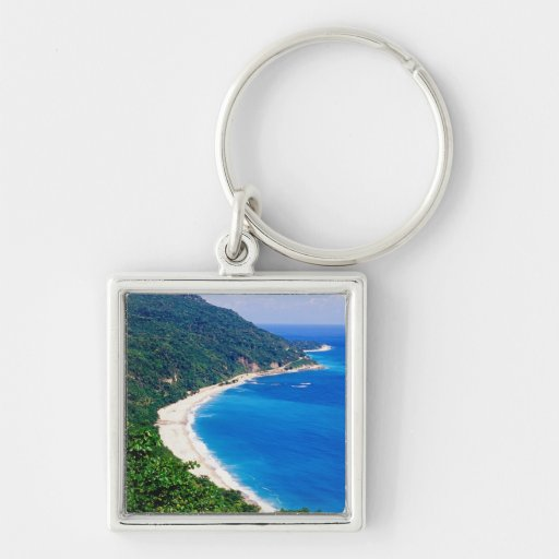 Playas, Barahona, República Dominicana, Llavero Personalizado