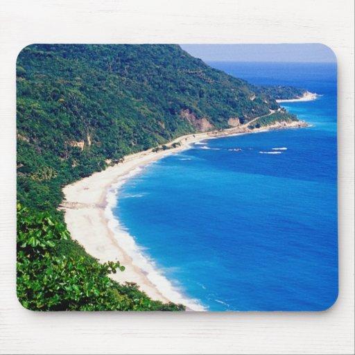Playas, Barahona, República Dominicana, Alfombrilla De Raton