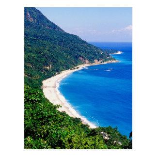 Playas, Barahona, República Dominicana, Tarjeta Postal